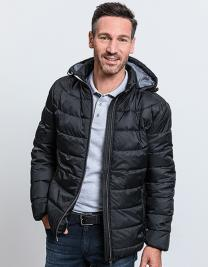 Men´s Hooded Nano Jacket